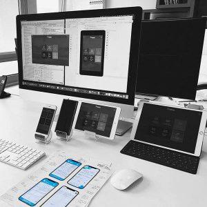 Création intégrale d'applications mobiles sur les studios natifs