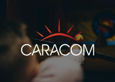 Caracom : refonte de site internet