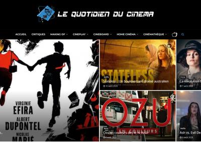 Le Quotidien Du Cinéma